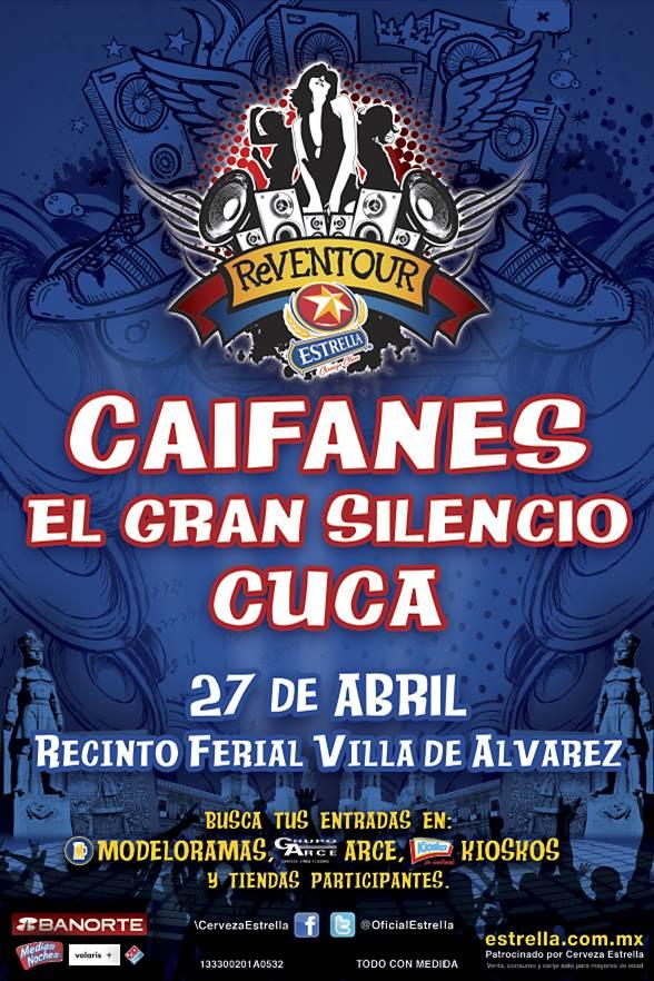 Reventour 2013 Colima